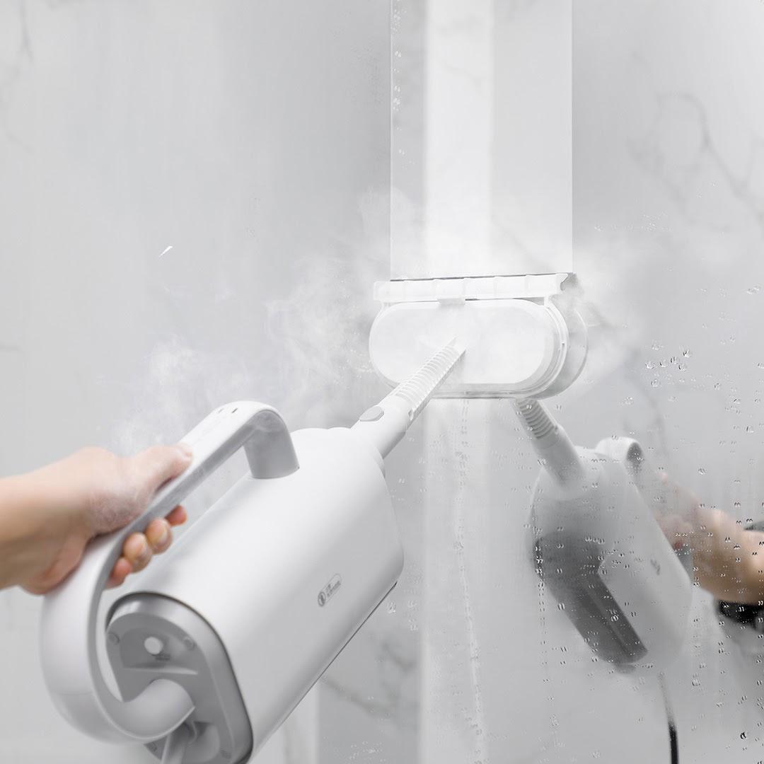 Máy làm sạch bằng hơi nước Deerma ZQ600