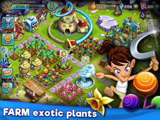 Farm Craft: Township & farming game apkmr screenshots 1
