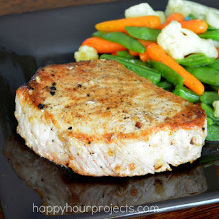 Easy Skillet Pork Chops.