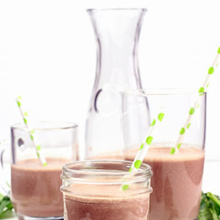Whole Food Chocolate Breakfast Shake