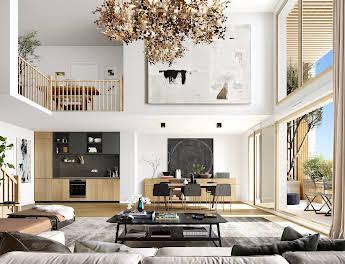 Appartement 4 pièces 86,9 m2