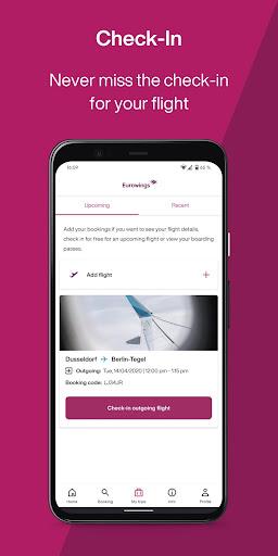 Eurowings - cheap flights  screenshots 2