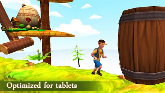 Fun Run Race 3D screenshot 2