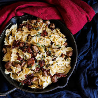 Sausage And Bacon Pasta Recipes.