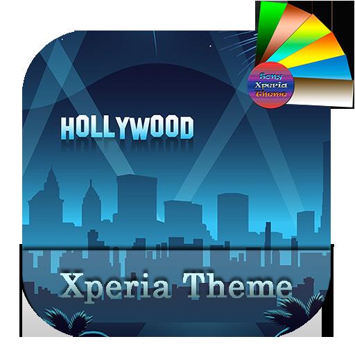 Hollywood | Xperia™ Theme