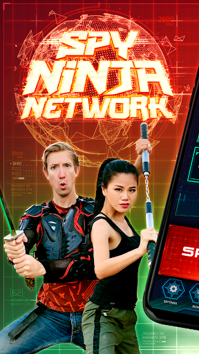 PC u7528 Spy Ninja Network - Chad & Vy 1