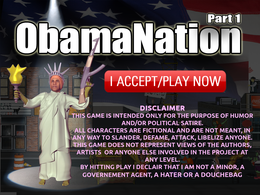 ObamaNation Part One- screenshot