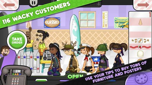 Papa's Scooperia To Go!  image 4