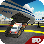 Police Plane Flight Simulator