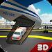 Police Plane Flight Simulator Icon