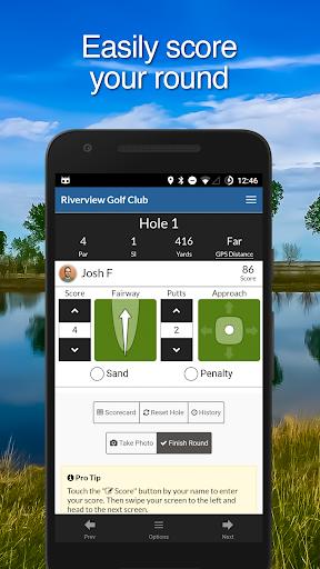 Riverview Golf Club 2.20 screenshots 4