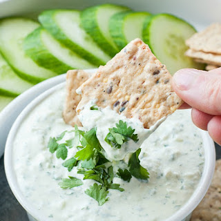 Carrot Cucumber Dip Recipes.