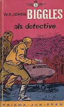 Photo: 34. Biggles als detective