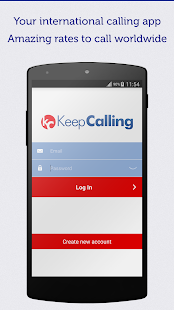 KeepCalling – Best Calling App- screenshot thumbnail