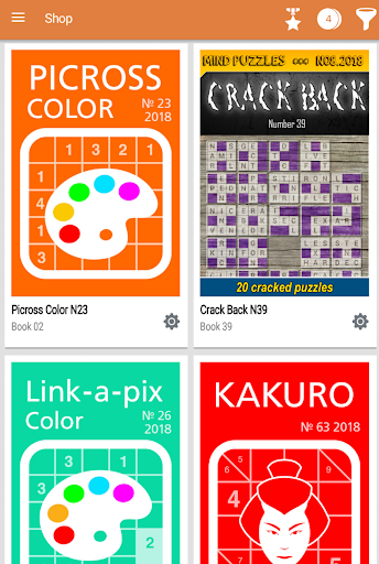 Puzzle Book:  Logic Puzzles (English Page) 1.7.0 screenshots 6