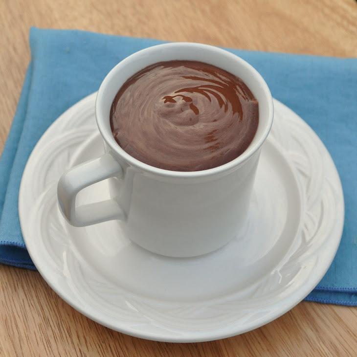 Italian Hot Chocolate at Carnevale in Venice Recipe