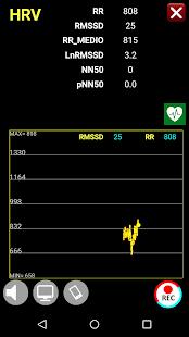 HEARTMEDIC HRV - náhled