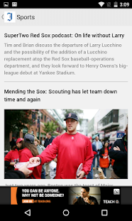 The Providence Journal, R.I.- screenshot thumbnail