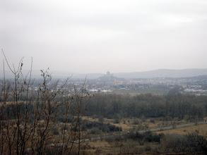 Photo: Távolban látni már az Esztergomi Bazilikát