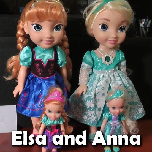 App Insights Elsa And Anna Videos Come Play With Me Apptopia