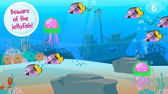 Comomola Tap Tap Ocean - náhled