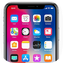 Phone X Launcher, OS 12 iLauncher & Control Center icon