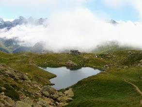 Photo: Lac e Refuge de Pombie.