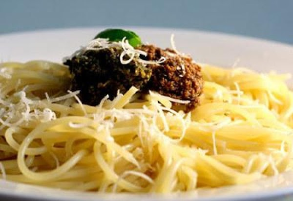 Sun Dried Tomato And Black Olive Pesto Recipe