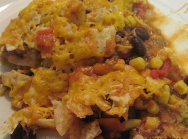 Taco Beef Casserole Recipe
