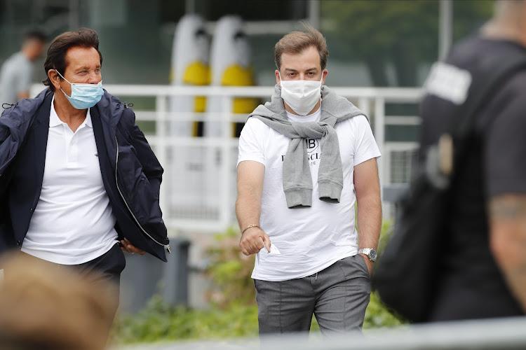 """RTBF-onderzoek in de krochten van Belgisch voetbal gaat inslaan als een bom: """"Bayat gaf bij eerste ontmoeting horloges om transfers te mogen doen"""""""
