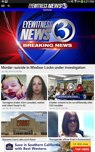 WFSB Channel 3 Eyewitness News 120.0 screenshots 6
