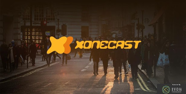 Xonecast Player - náhled
