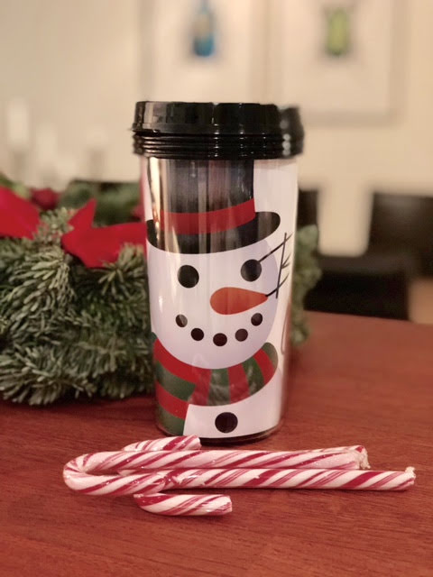 TAKE AWAY CUP - CHRISTMAS