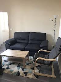 Appartement meublé 3 pièces 65,81 m2