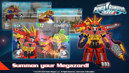 Power Rangers Dash 1.5.2 screenshot 261669