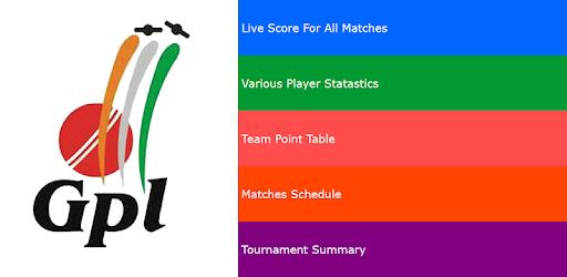 GPL Live Score - Apps on Google Play