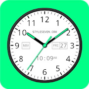 Analog Clock Widget Plus-7 PRO  Icon