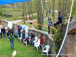 Photo: Festa del Porc 2009 - Toldo