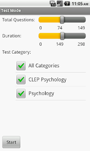 CLEP Psychology Exam Prep- screenshot thumbnail