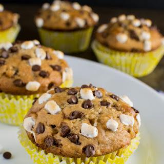 Banana S'mores Muffins
