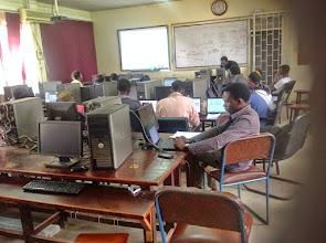 Photo: Android Class @ Mbarara University 2015