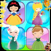 Free Memory games - Princess matching APK for Windows 8