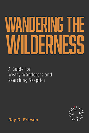 Wandering the Wilderness cover