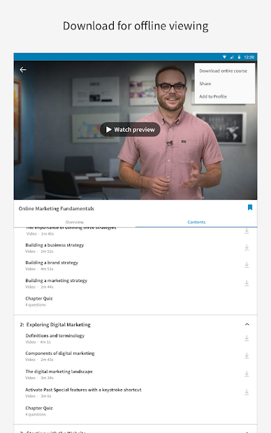 LinkedIn Learning: Online Courses to Learn Skills on Google