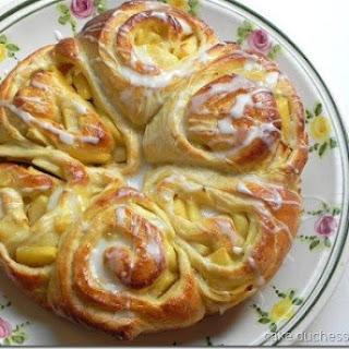 Apple Bread Ring