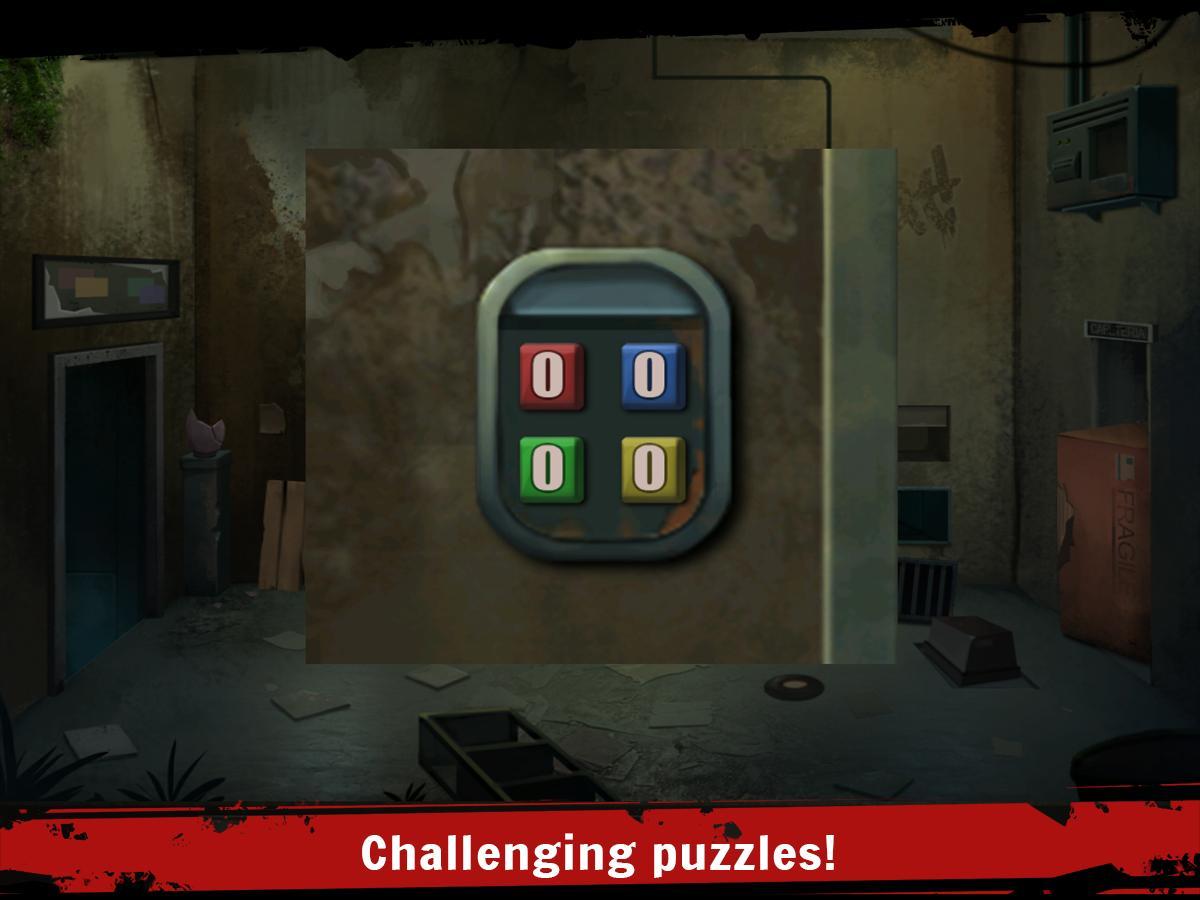 Prison escape puzzle android apps on google play for Escape puzzle