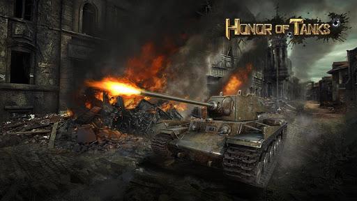Honor Of Tanks
