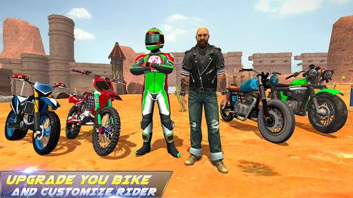 Bike Stunt 3d Race Master - Free Bike Racing Game  screenshots 8