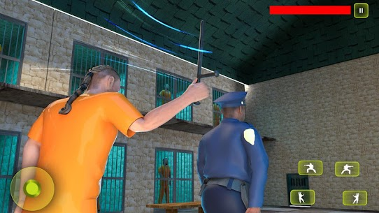 Survival Escape Prison: SuperHero Free Action Game 1.0 Mod APK Latest Version 3