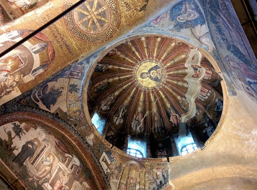 Qué ver en Estambul. Iglesia de San Salvador de Chora